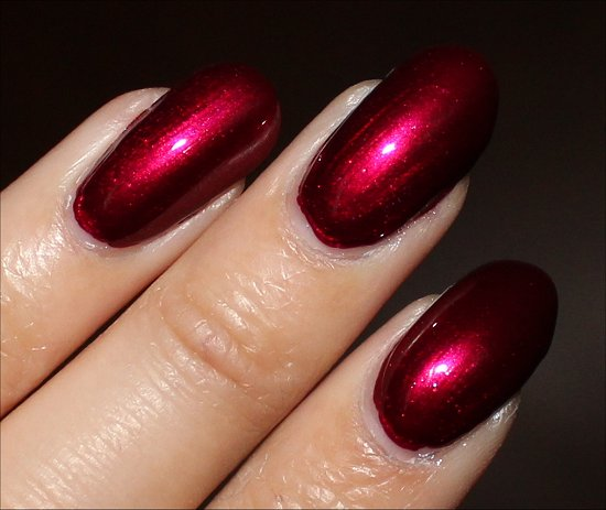 Red-y & Willing Autumn Nights China Glaze