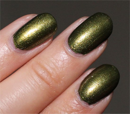 Sally Hansen Insta-Dri No S-pear Time Swatches, Review & Pictures