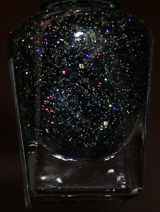 Sally Hansen Midnight Glitz Photos