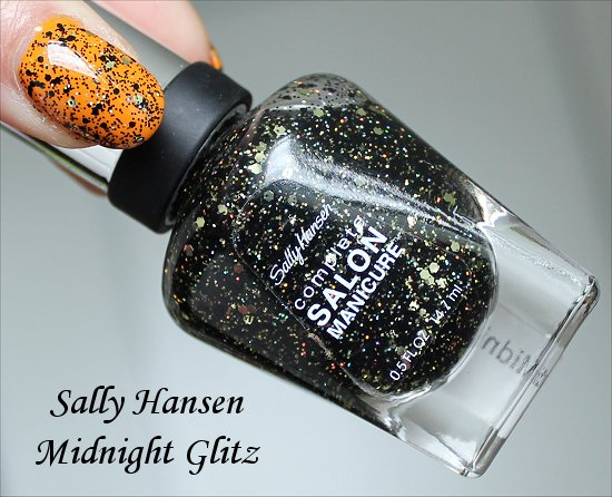Sally Hansen Midnight Glitz