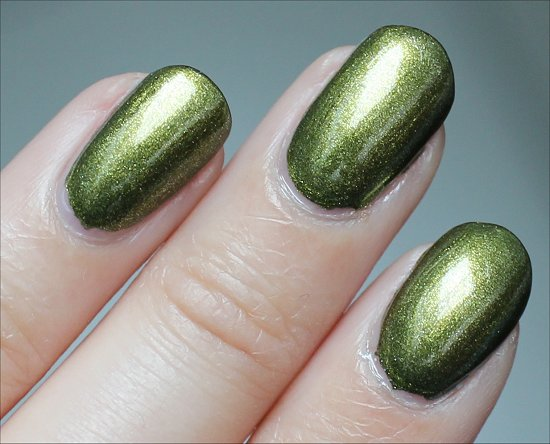 Sally Hansen No S-pear Time Swatch & Review