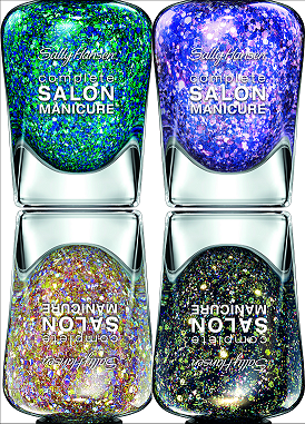 Sally Hansen Wonderlust Holiday Collection Press Release & Promo Pictures