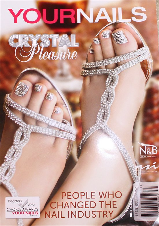 Your Nails Magazine SwatchAndLearn