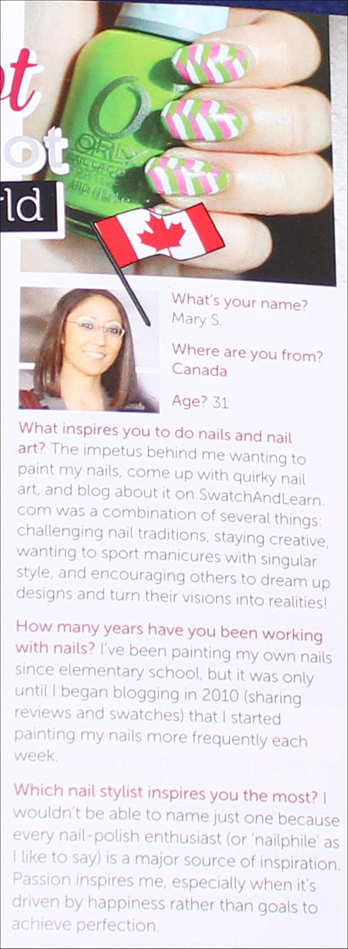 YourNails Magazine SwatchAndLearn 3