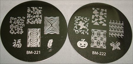 Bundle Monster BM 221 & BM 222 Image Plate