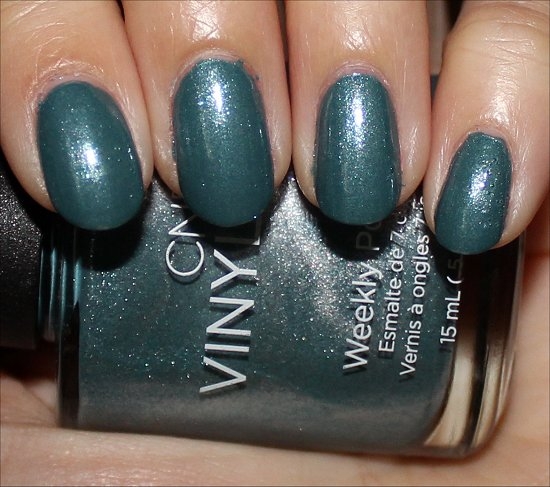 CND Vinylux Daring Escape Swatch, Review & Photos