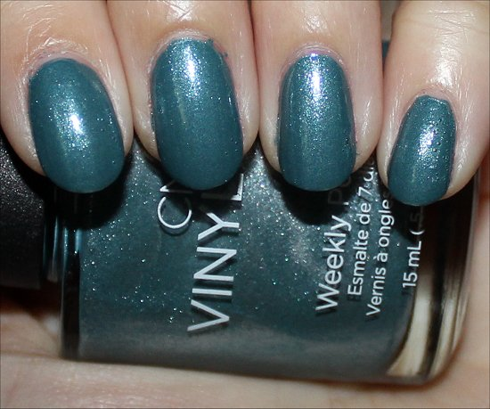 CND Vinylux Daring Escape Swatch, Review & Pictures