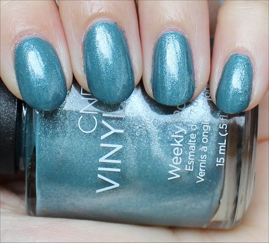 CND Vinylux Daring Escape Swatch & Review