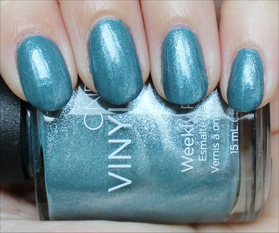 CND Vinylux Daring Escape Swatch