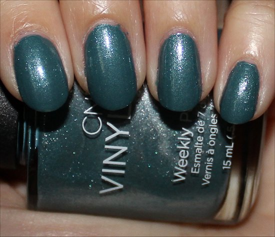 CND Vinylux Daring Escape Swatches, Review & Photos
