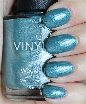 CND Vinylux Daring Escape Swatches & Review