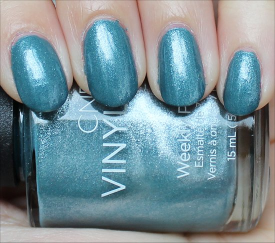 CND Vinylux Daring Escape Swatches