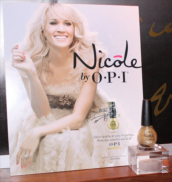 Carrie Underwood Nicole by OPI Collection