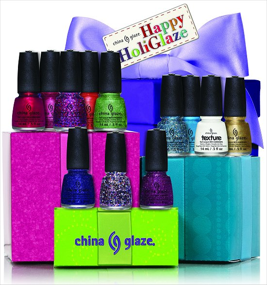 China Glaze Happy HoliGlaze Collection