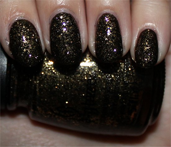 China Glaze Monsters Ball Collection Bat My Eyes