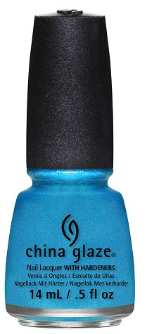 China Glaze So Blue Without You China Glaze Happy HoliGlaze Collection