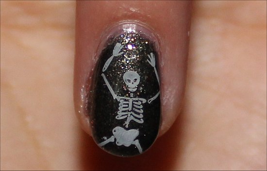 Cute Hallowe'en Nails