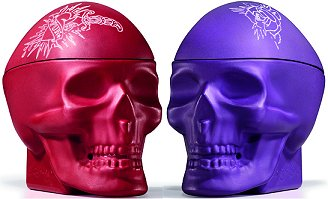 Ed Hardy Skulls & Roses Fragrances Chalkboard Limited Edition