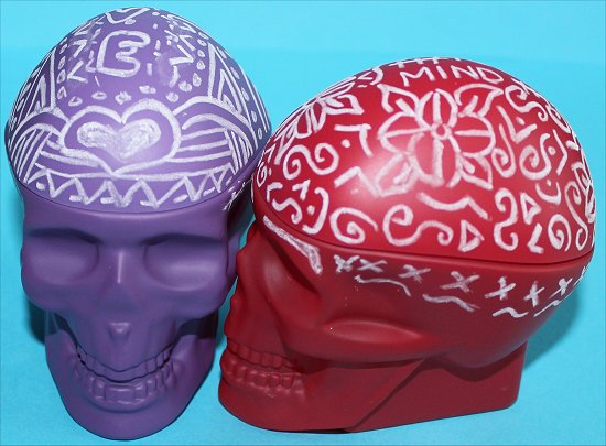 Ed Hardy Skulls & Roses Open Your Mind to Love 1
