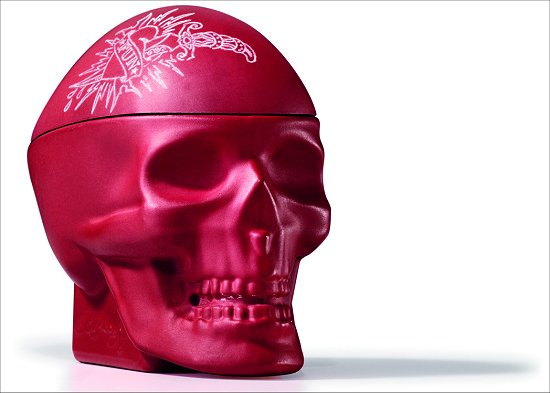 Ed Hardy Skulls & Roses for Men Fragrance Chalkboard Edition