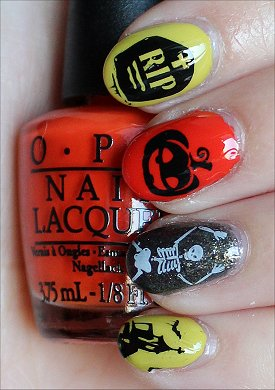 Halloween Nails Nail Art