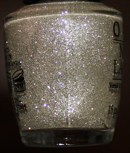 Mariah Carey Holiday OPI My Favorite Ornament