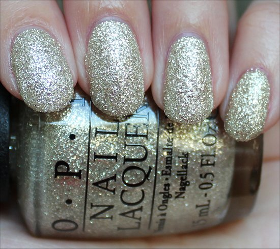 Mariah Carey OPI My Favorite Ornament