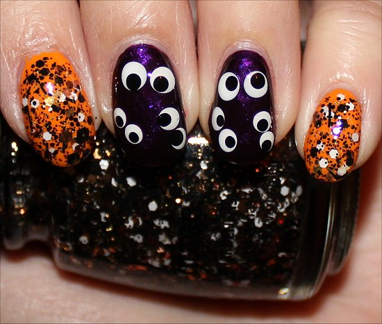 Nail Art Halloween Nails