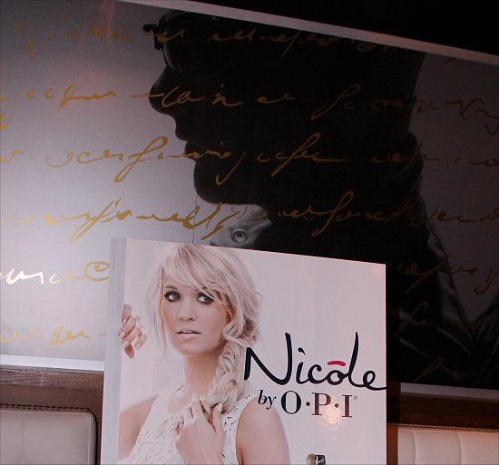 Nicole by OPI Carrie Underwood Collection January 2014
