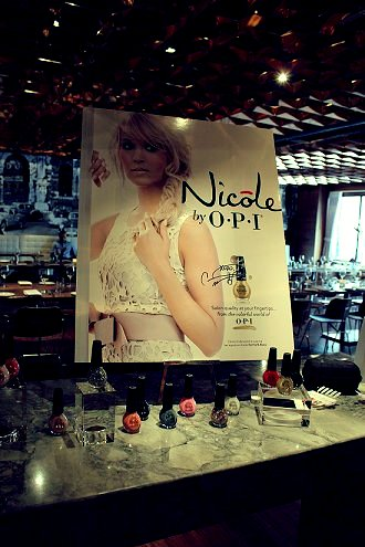 Nicole by OPI Carrie Underwood Collection Media Luncheon