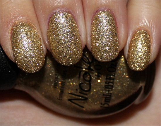 Nicole by OPI Carrie'd Away Swatch Carrie Underwood Swatches