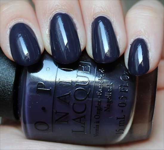OPI Miss You-niverse Swatch Miss Universe Collection