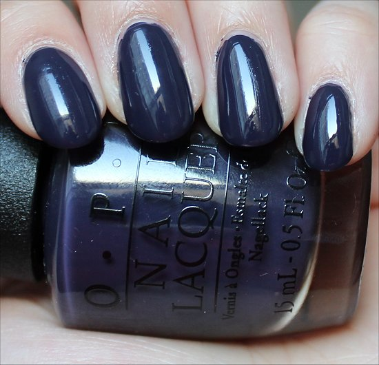 OPI Miss You-niverse Swatches