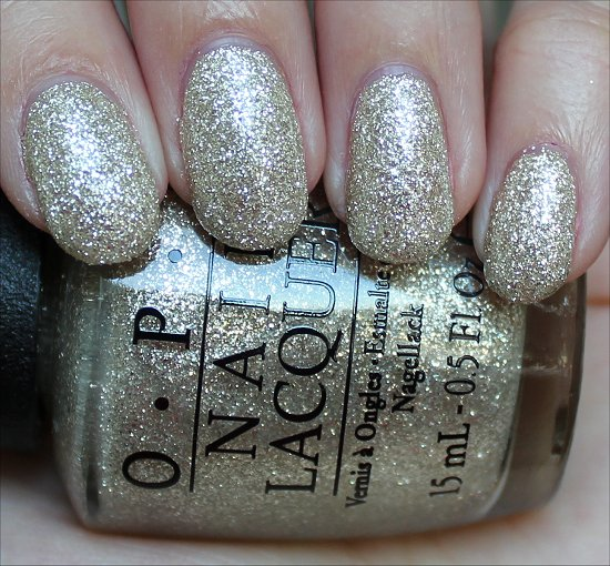 OPI My Favorite Ornament Swatches