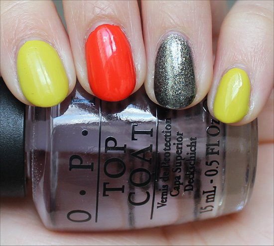 OPI Rock Goddess Mini Lacquer Set