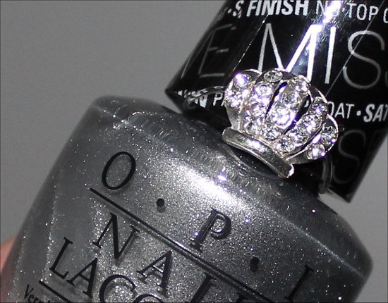 OPI This Gown Needs a Crown Miss Universe 2013