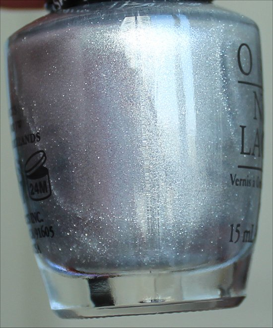 OPI This Gown Needs a Crown Miss Universe Collection 2013