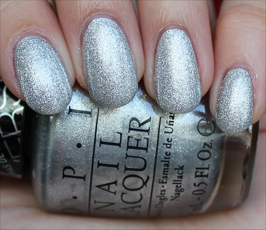 OPI This Gown Needs a Crown Review & Swatch