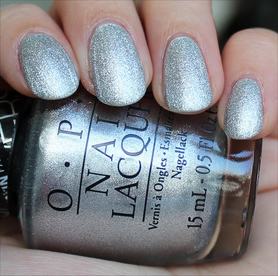 OPI This Gown Needs a Crown Review & Swatches