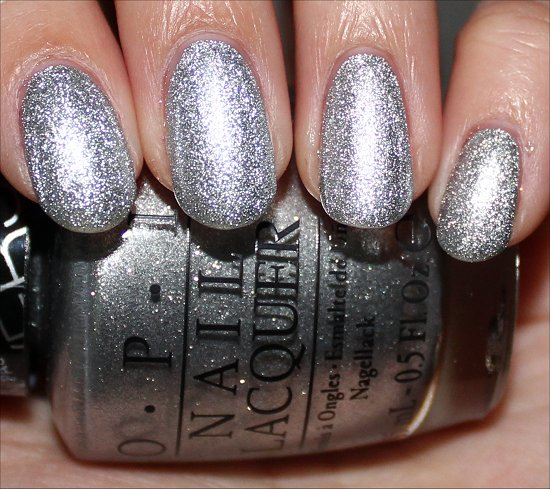 OPI This Gown Needs a Crown Swatch Miss Universe 2013 Collection Swatches