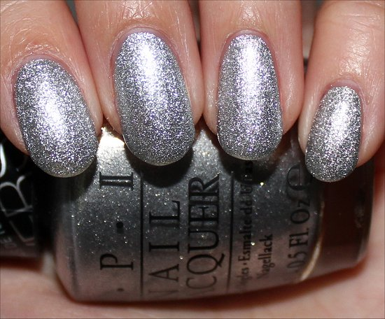 OPI This Gown Needs a Crown Swatches Miss Universe 2013 Collection Swatch