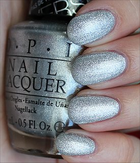 OPI This Gown Needs a Crown Swatches & Review