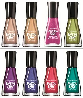Sally Hansen Insta-Dri Fast Forward to Fashion Collection