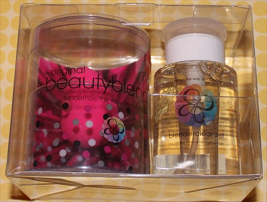 BeautyBlender Review & Beauty BlenderCleanser Review
