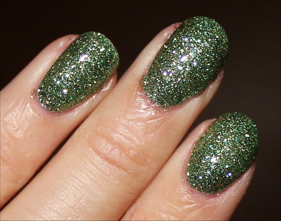 China Glaze Happy HoliGlaze Collection China Glaze This Is Tree-mendous Swatch