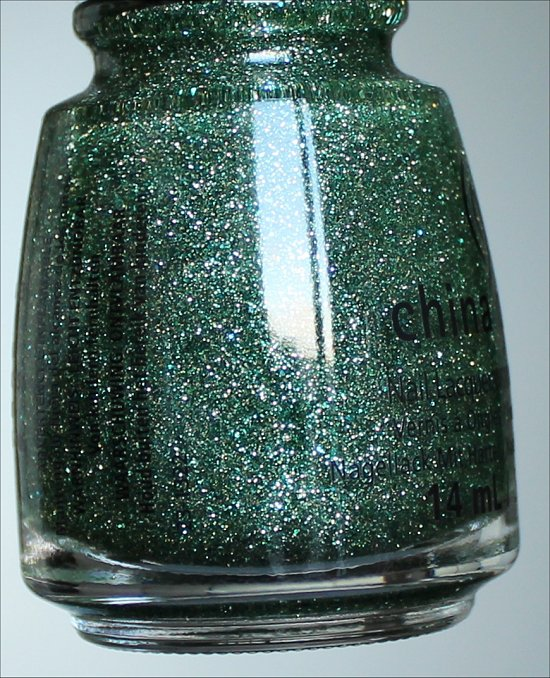 China Glaze Happy HoliGlaze This Is Tree-mendous