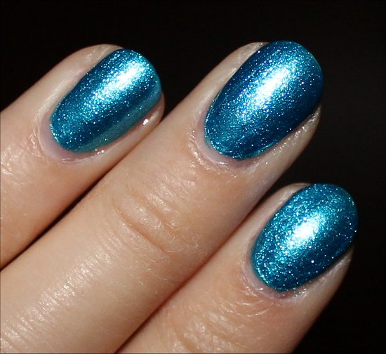 China Glaze So Blue Without You Swatch & Photos