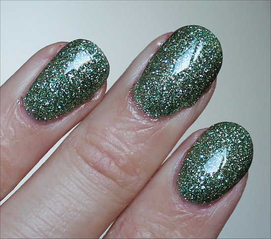 China Glaze This Is Tree-mendous Review & Swatches
