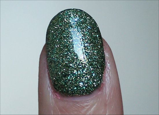 China Glaze This Is Tree-mendous Swatch & Pictures