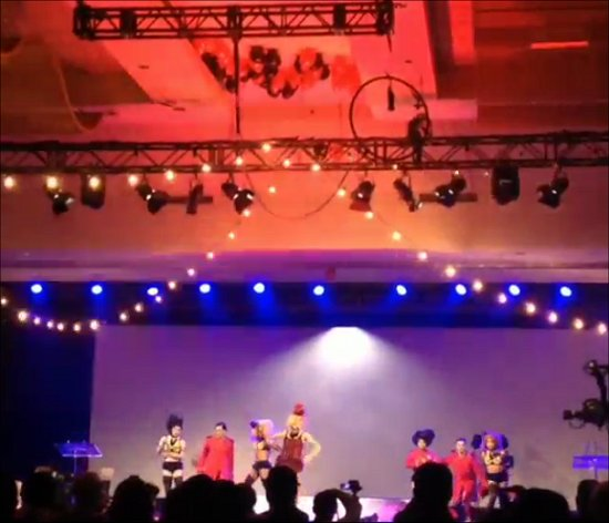 Contessa 2013 Awards Performances